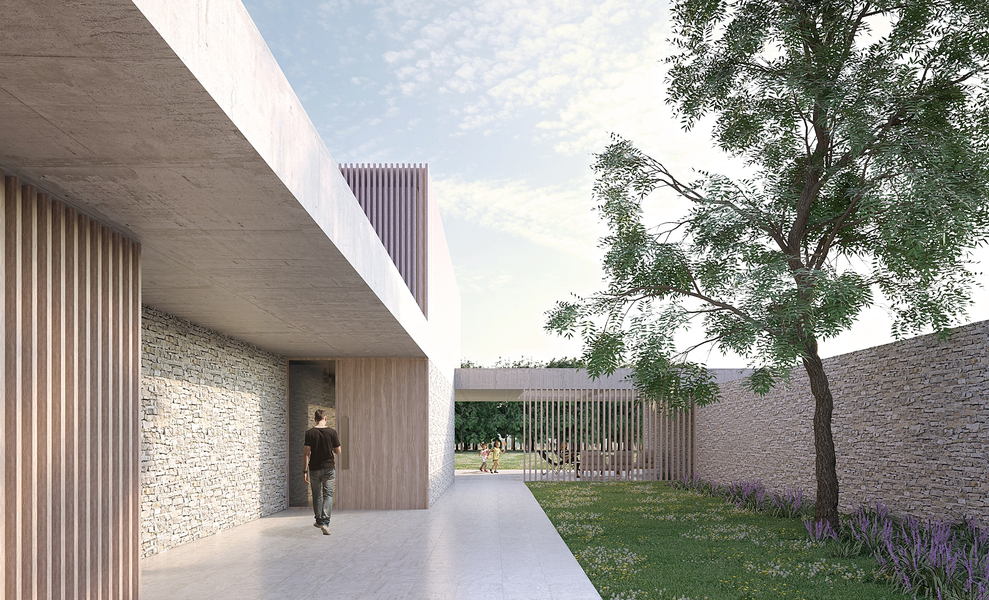 3D image, GD house, Buenos Aires Argentina