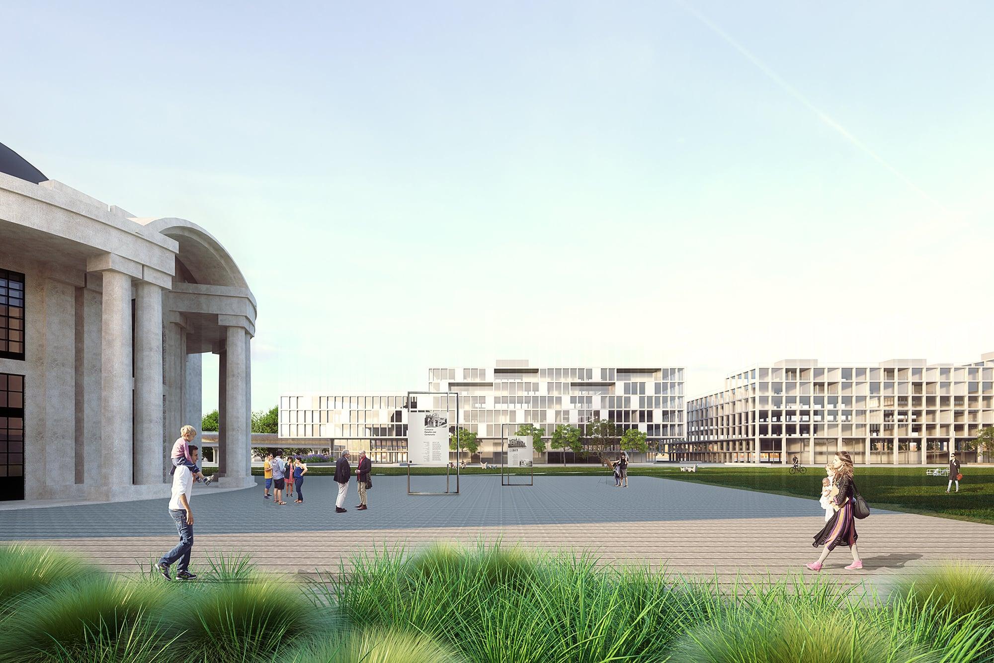 Image 3D - Centennial Pavilion, Buenos Aires